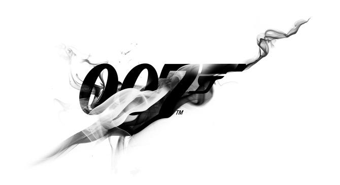 007 logo white b...007 Logo White