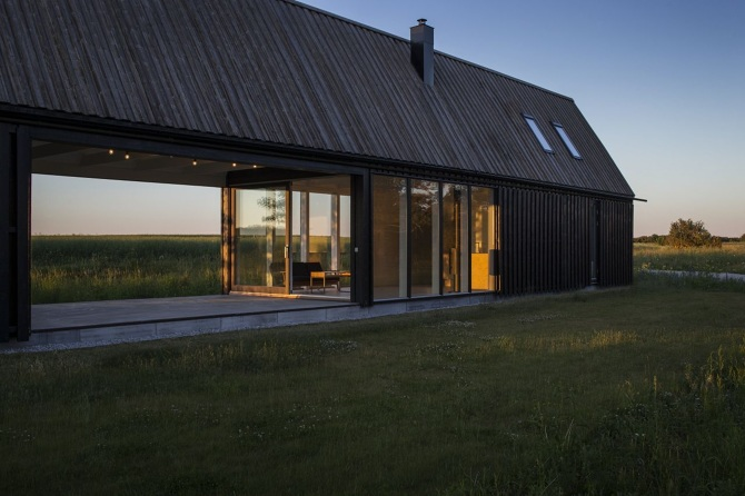 Gotland Summer House Enflo Arkitekter Deve Architects